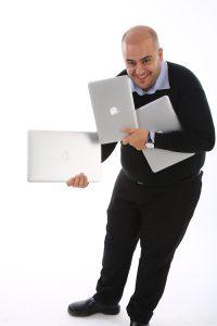מכירת מחשבי אפל